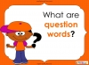 Question Marks - Year 1 (slide 15/54)