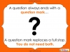 Question Marks - Year 1 (slide 6/54)