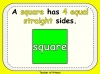 Recognising 2-D Shapes (slide 10/35)