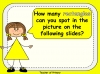 Recognising 2-D Shapes (slide 22/35)