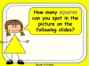 Recognising 2-D Shapes (slide 30/35)