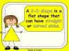 Recognising 2-D Shapes (slide 4/35)