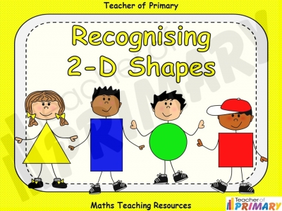 Recognising 2-D Shapes