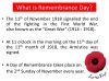 Remembrance Day (slide 2/23)