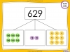 Representing Numbers to 1000 - Year 3 (slide 38/69)