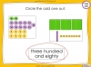 Representing Numbers to 1000 - Year 3 (slide 57/69)