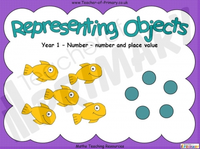 Representing Objects - Year 1