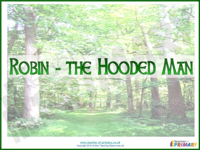 Robin Hood - Myths and Legends