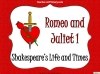 Romeo and Juliet - Free Resource (slide 2/10)