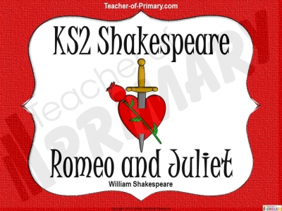 Romeo and Juliet - Free Resource