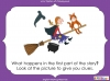 Room on the Broom - KS1 (slide 13/102)