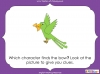 Room on the Broom - KS1 (slide 33/102)