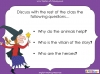 Room on the Broom - KS1 (slide 70/102)