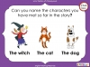 Room on the Broom - KS1 (slide 8/102)