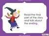 Room on the Broom - KS1 (slide 83/102)