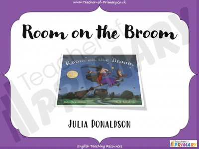 Room on the Broom - KS1