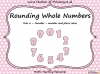 Rounding Whole Numbers - Year 6 (slide 1/33)