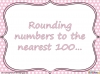 Rounding Whole Numbers - Year 6 (slide 12/33)