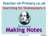 Searching for Shakespeare (slide 12/40)