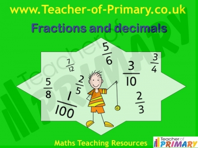 Solve Problems Involving Fractions