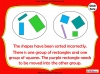 Sorting 2D Shapes - Year 1 (slide 17/25)