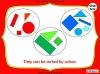 Sorting 2D Shapes - Year 1 (slide 24/25)