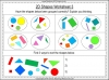 Sorting 2D Shapes - Year 1 (slide 25/25)