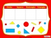 Sorting 2D Shapes - Year 1 (slide 3/25)