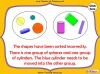 Sorting 3D Shapes - Year 1 (slide 20/26)