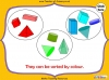 Sorting 3D Shapes - Year 1 (slide 25/26)