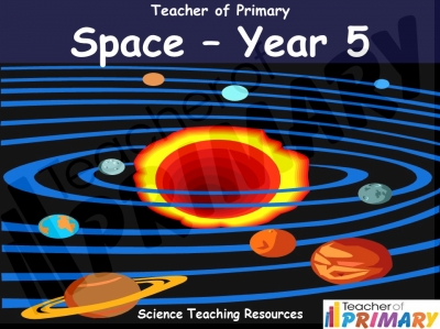 Space - Year 5 Science