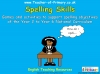 Spelling Skills - Year 2 to Year 6