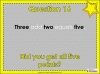 Spellings Dictation Year 1 (slide 62/63)