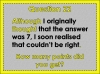 Spellings Dictation Year 3 and Year 4 (slide 95/108)