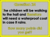 Spellings Dictation Year 3 and Year 4 (slide 97/108)