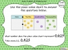 Subtracting Decimals Within 1  - Year 5 (slide 12/39)