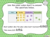 Subtracting Decimals Within 1  - Year 5 (slide 13/39)