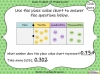 Subtracting Decimals Within 1  - Year 5 (slide 15/39)