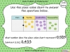 Subtracting Decimals Within 1  - Year 5 (slide 16/39)