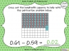 Subtracting Decimals Within 1  - Year 5 (slide 23/39)