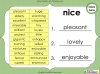 Synonyms - Year 3 and 4 (slide 10/24)