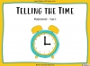 Telling the Time - Year 3 (slide 1/93)