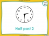 Telling the Time - Year 3 (slide 13/93)