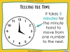 Telling the Time - Year 3 (slide 17/93)