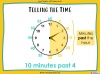 Telling the Time - Year 3 (slide 19/93)