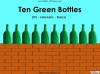 Ten Green Bottles - EYFS (slide 1/42)