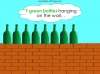 Ten Green Bottles - EYFS (slide 11/42)