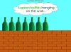 Ten Green Bottles - EYFS (slide 13/42)