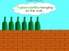 Ten Green Bottles - EYFS (slide 15/42)