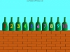 Ten Green Bottles - EYFS (slide 5/42)